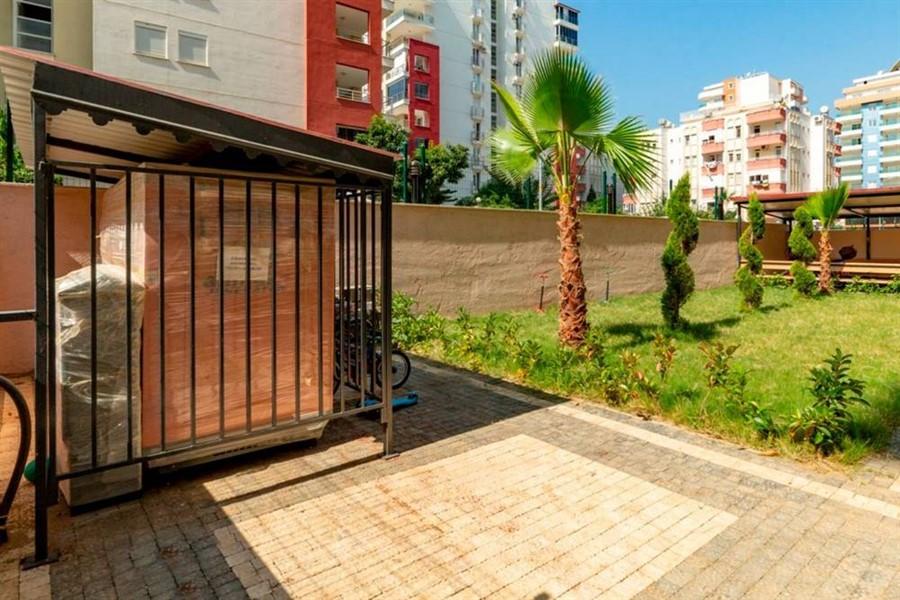 Двухкомнатная квартира с мебелью в центре Махмутлара - Фото 2
