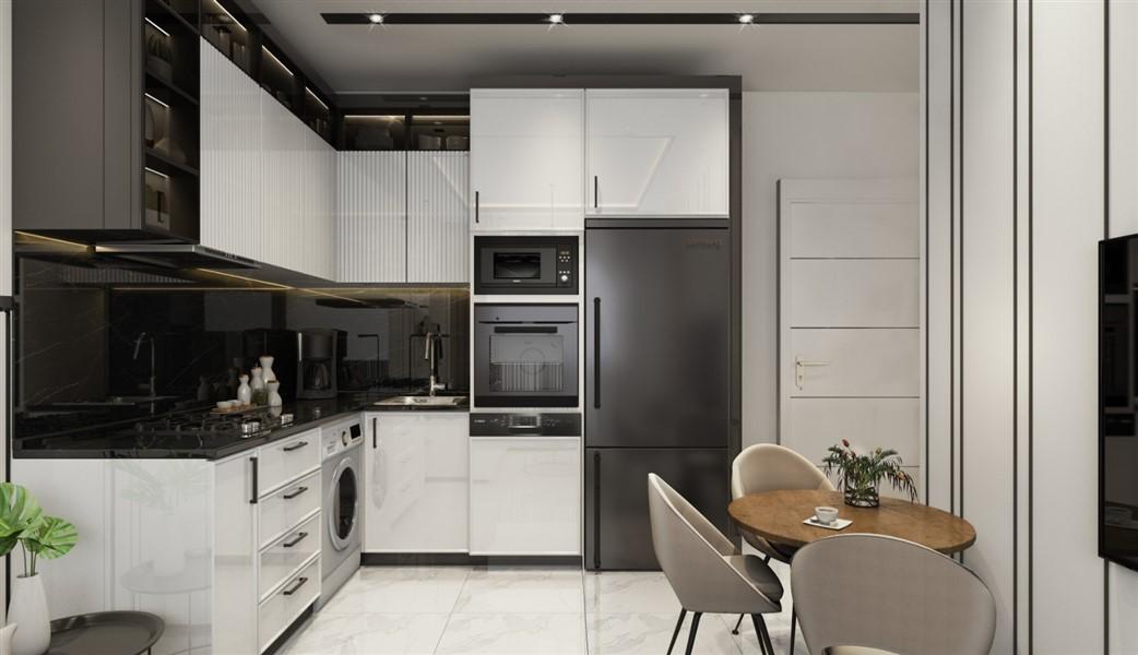 Новые квартиры в центре Аланьи - Фото 24