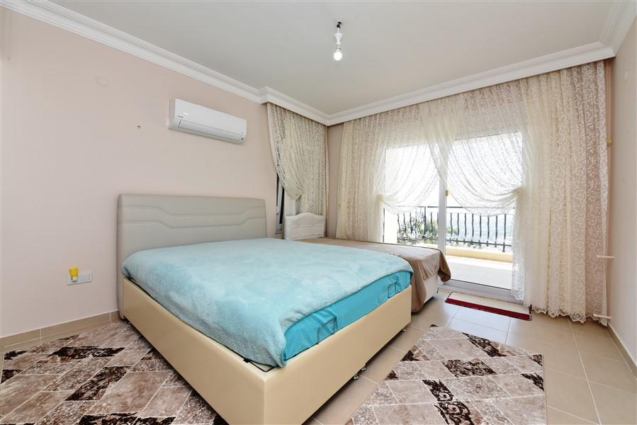 Двухуровневая вилла 3+1 с мебелью в районе Каргыджак - Фото 21