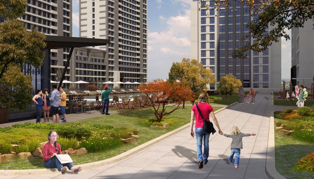 Новые квартиры в готовом комплексе район Эсеньюрт - Фото 10