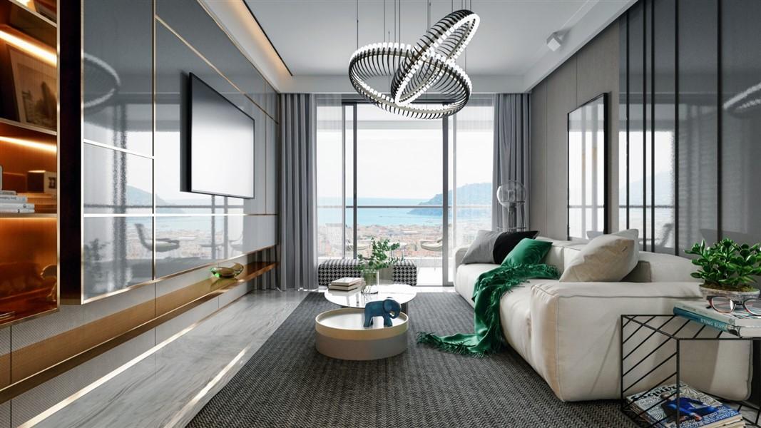 Новые квартиры в центре Аланьи - Фото 29