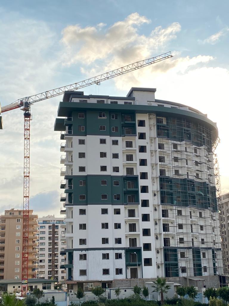 Новый строящийся проект люкс уровня в Махмутларе - Фото 21