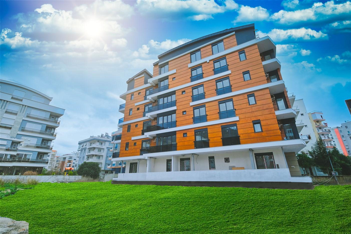 Инвестиционный проект в районе Хурма Коньяалты Анталия - Фото 1