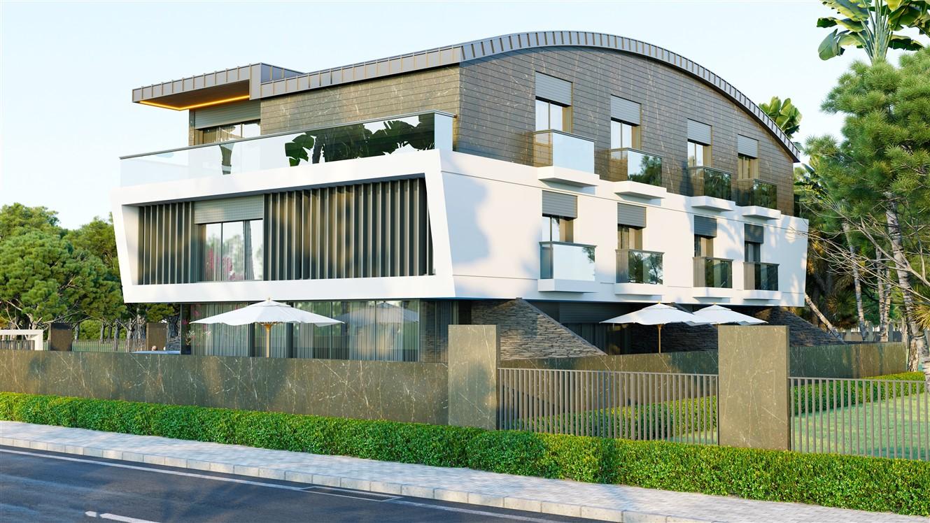Инвестиционный проект вилл 3+1 и 5+1 в Гюзельоба Лара Анталия - Фото 7