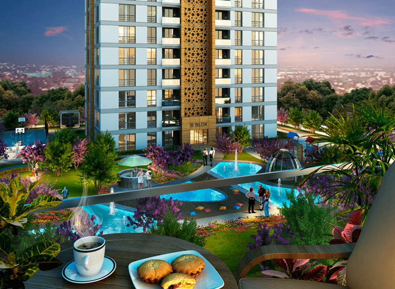 Квартиры в инвестиционном проекте Стамбула - Фото 18