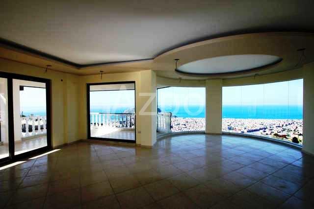 Просторная вилла с панорамным видом в Аланье - Фото 19