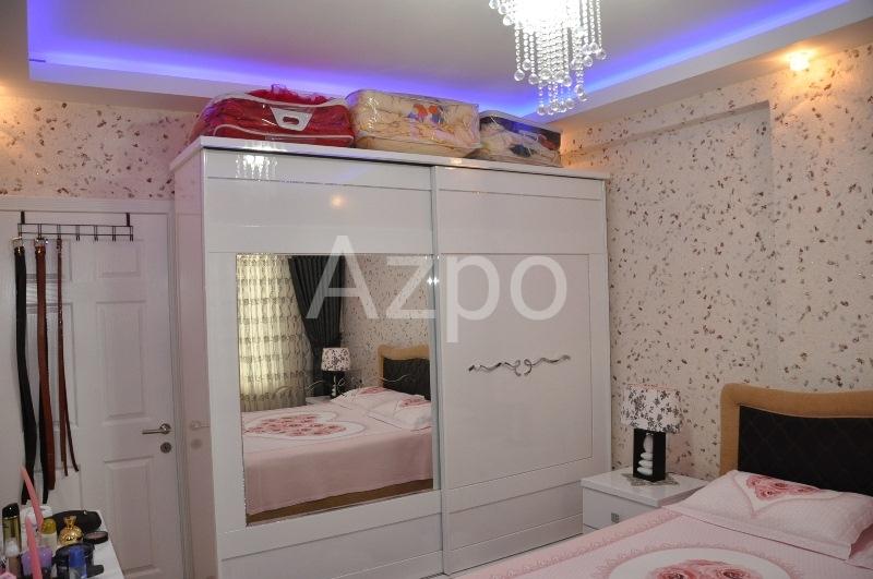 Трехкомнатная меблированная квартира в центре Аланьи - Фото 20