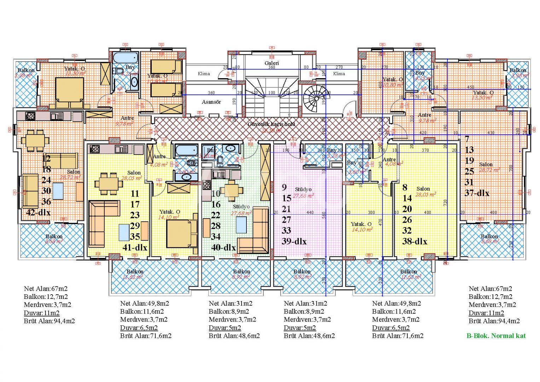 Готовые квартиры в комфортабельном комплексе - Фото 26