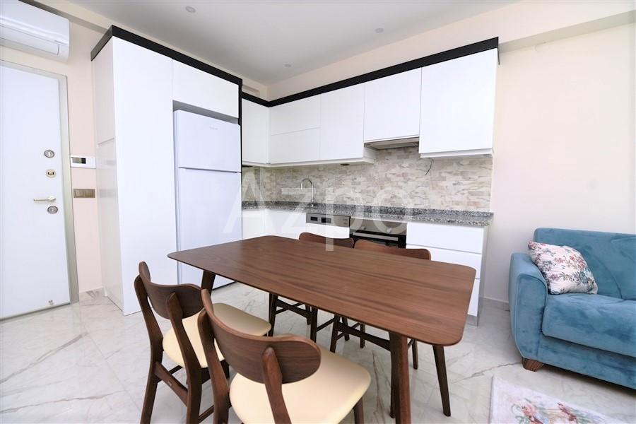 Меблированная квартира 1+1 в центре Алании - Фото 18