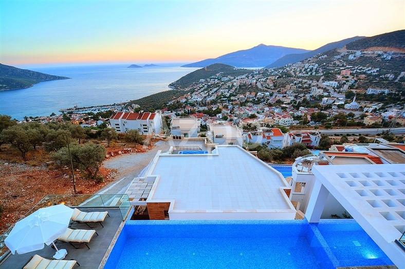 Элитная вилла 5+1 с видом на Средиземное море - Фото 7
