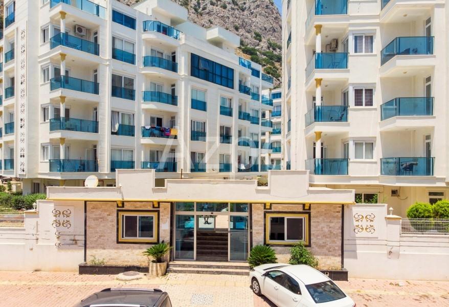 Комфортная квартира 1+1 с мебелью в районе Хурма - Фото 5
