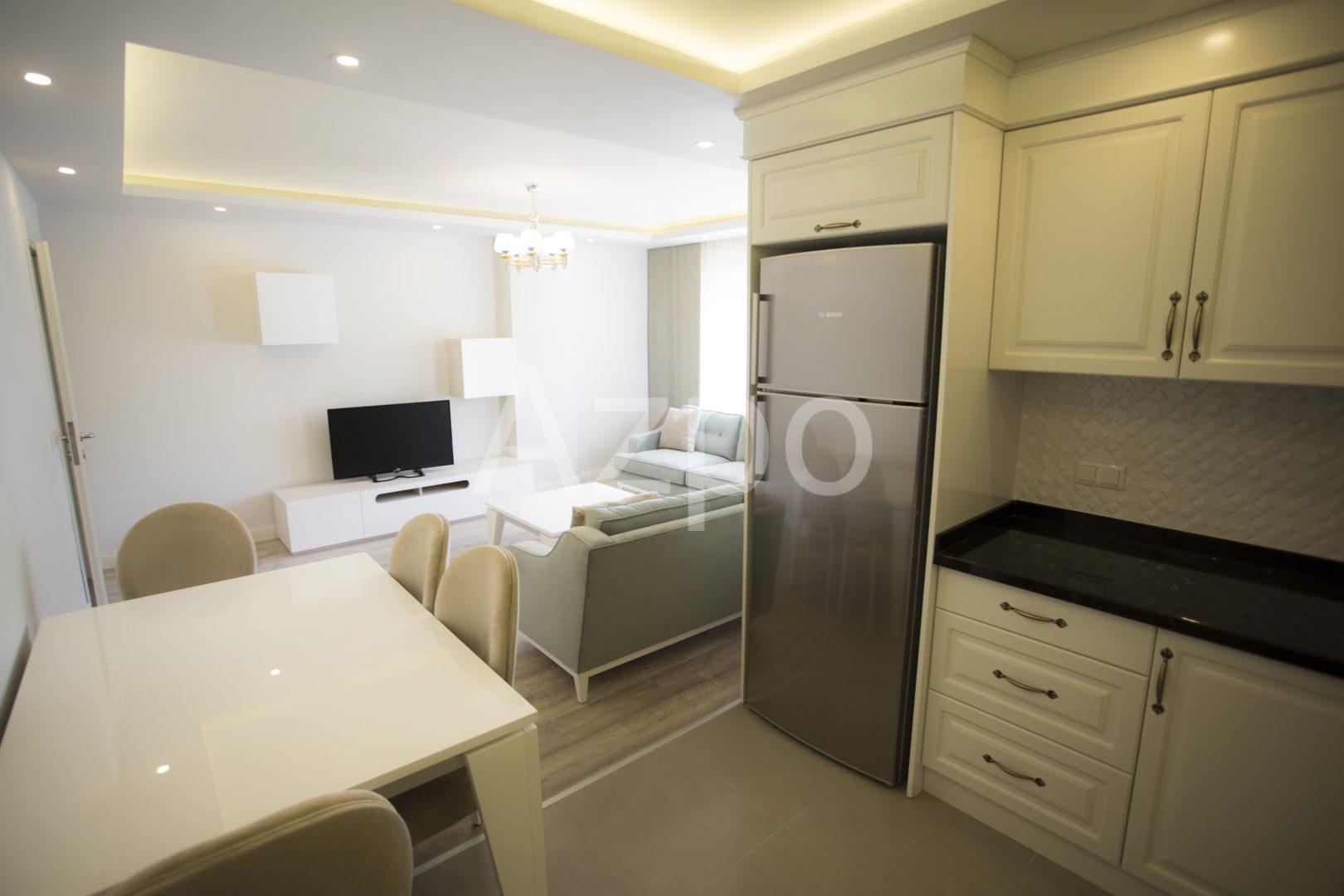 Квартиры 1+1 и 2+1 в комплексе в районе Хурма Коньяалты Анталия - Фото 20