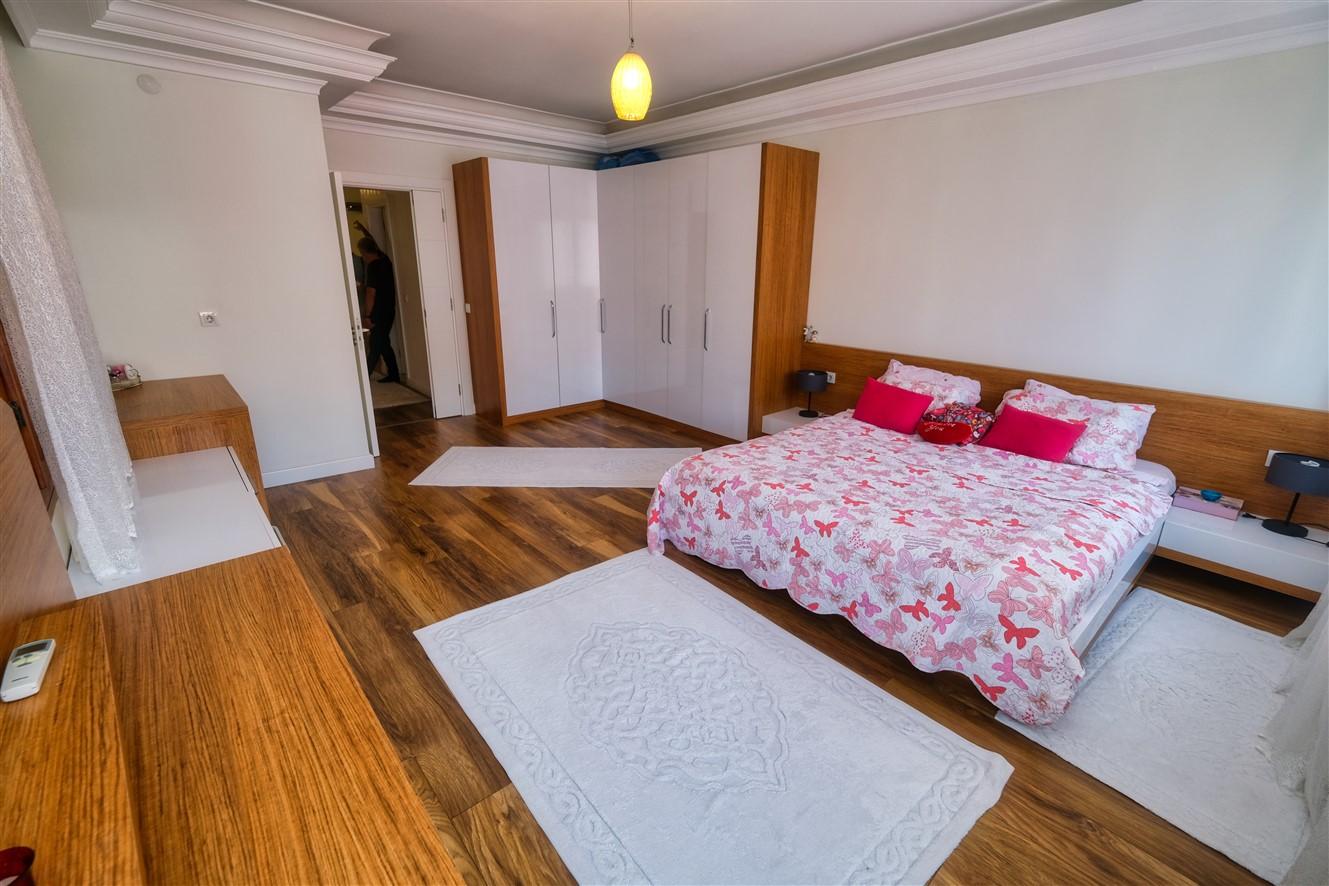 Квартира в престижном микрорайоне Гюрсу Анталья - Фото 27