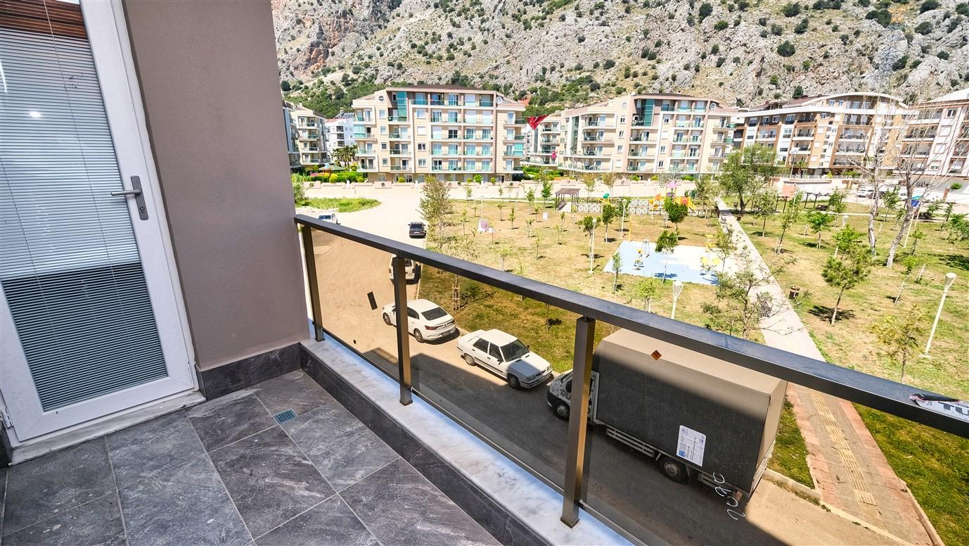 Новая двухкомнатная квартира в районе Коньяалты - Фото 17