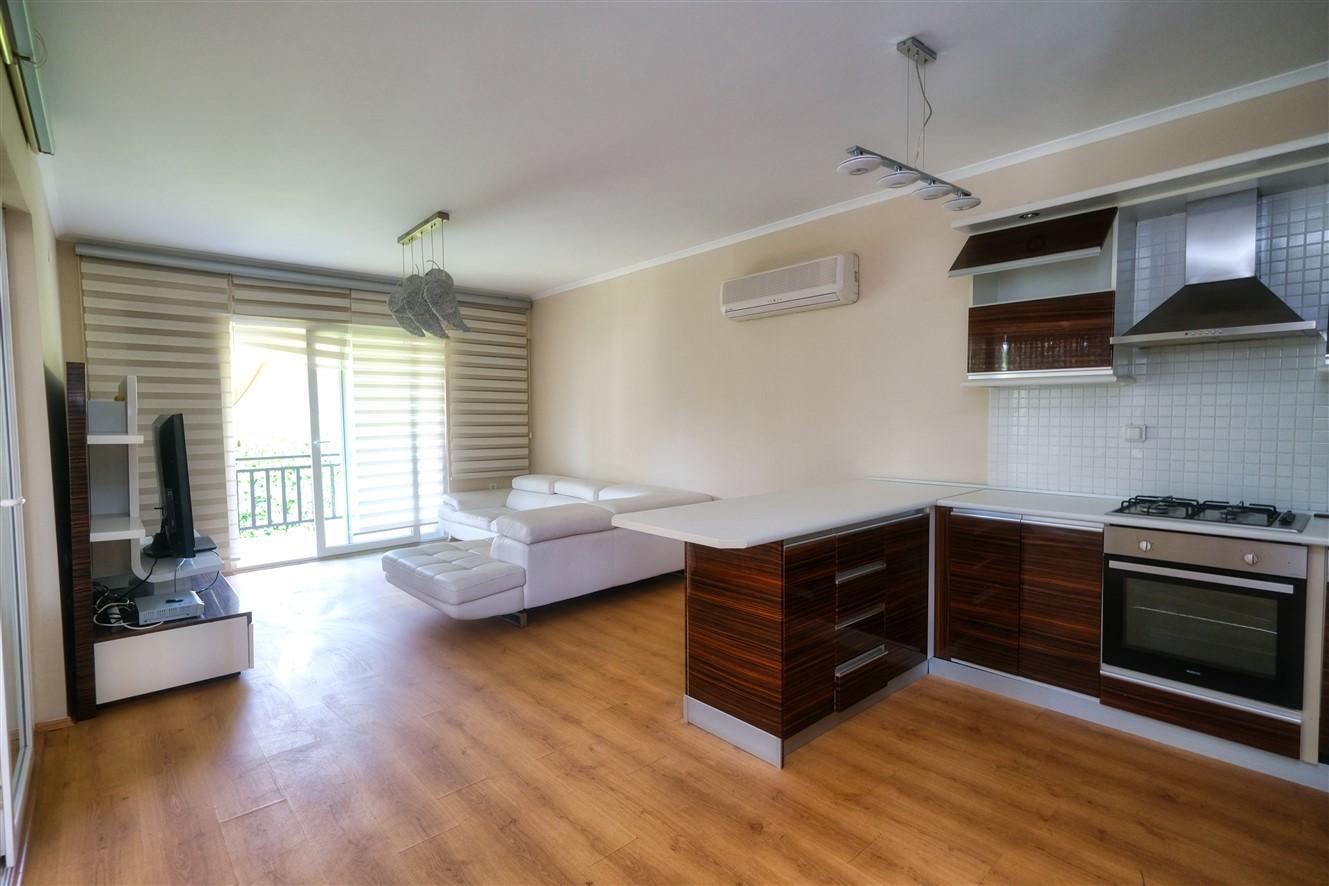 Двухуровневая квартира 3+1 с мебелью в Кемере - Фото 24
