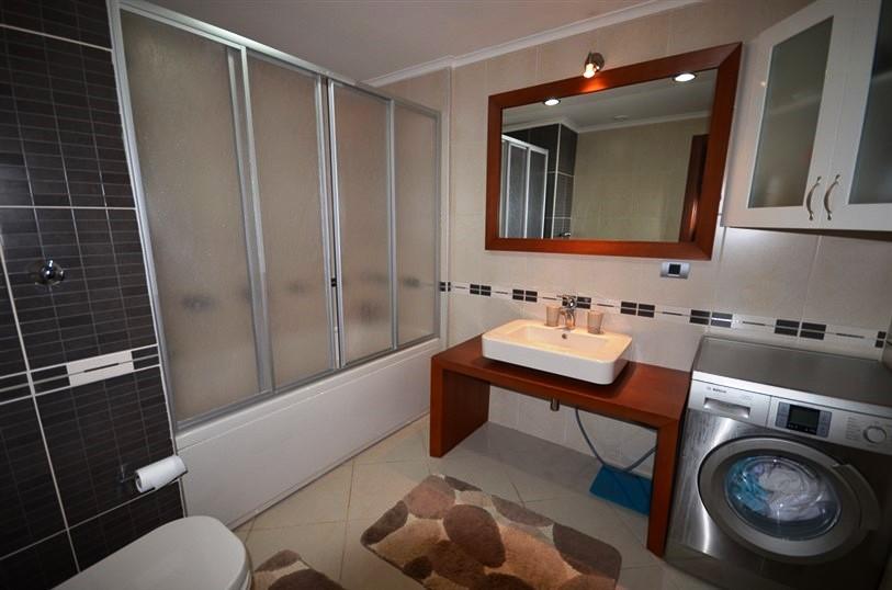 Просторная квартира 3+1 в одном из лучших комплексов Аланьи - Фото 27