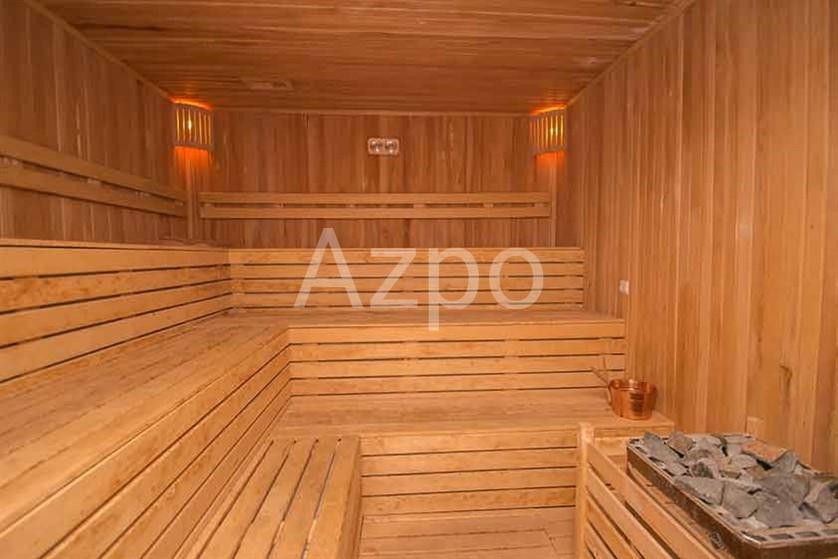 Квартира-дуплекс в благоустроенном комплексе в центре Аланьи - Фото 8