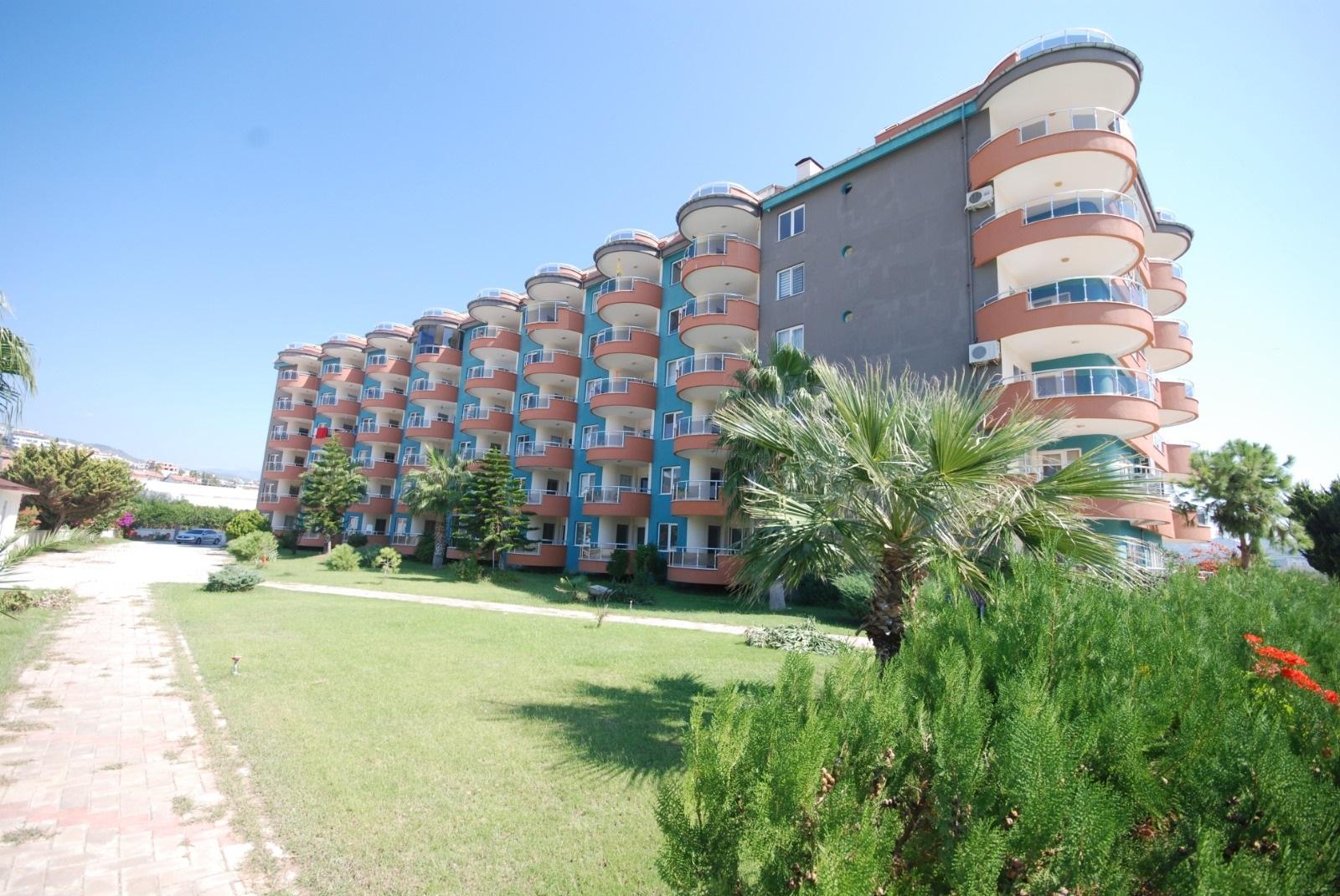 Квартира 2+1 с видом на море в районе Демирташ - Фото 1