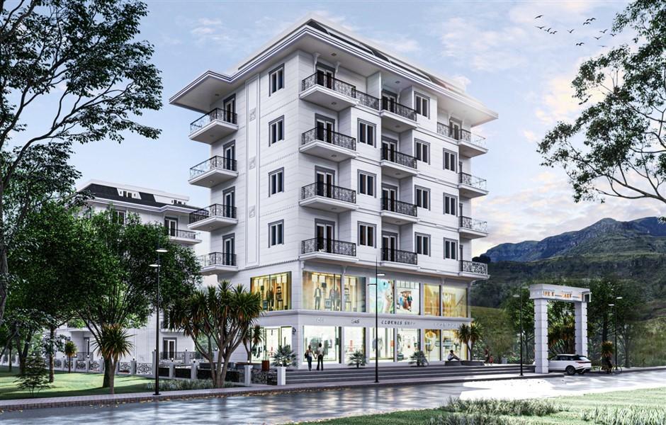 Квартиры в инвестиционном проекте жилого комплекса в Каргыджаке - Фото 1