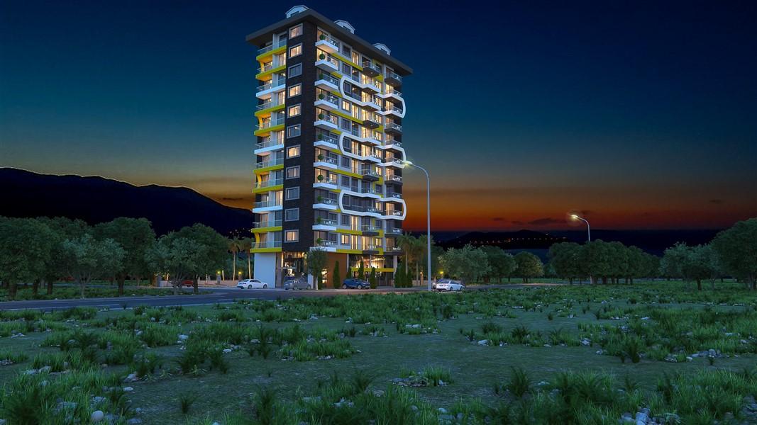 Новые квартиры по ценам застройщика в 250 метрах от пляжа Средиземного моря - Фото 7