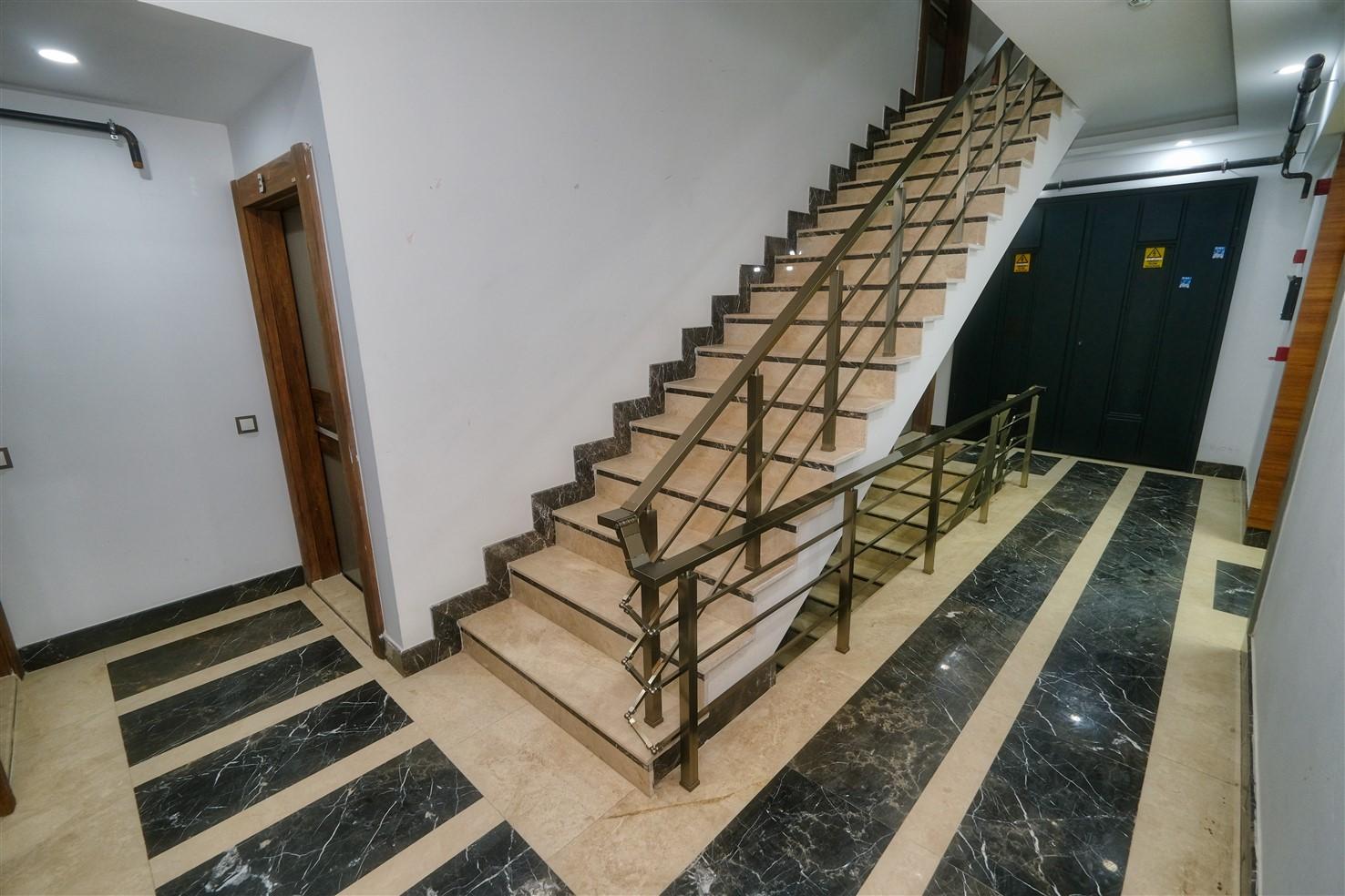 Трёхкомнатная квартира в центре Антальи - Фото 15