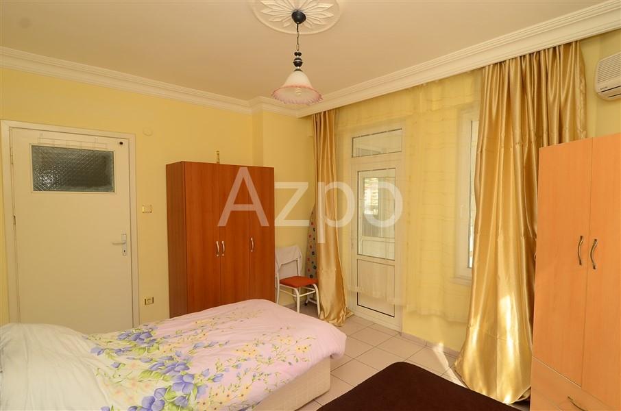 Двухкомнатная квартира в центре Алании - Фото 12