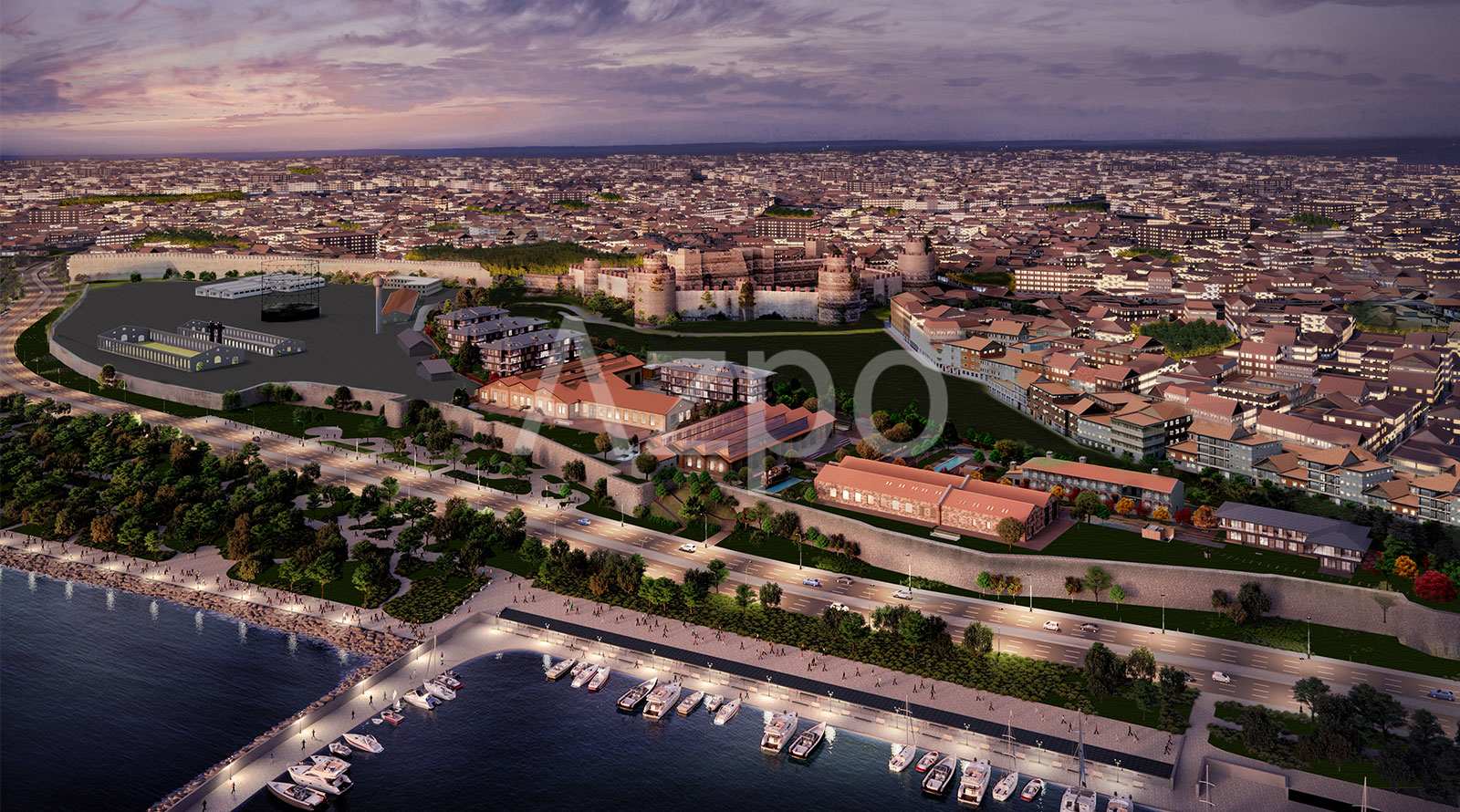 Элитная недвижимость в исторической части Стамбула - Фото 3