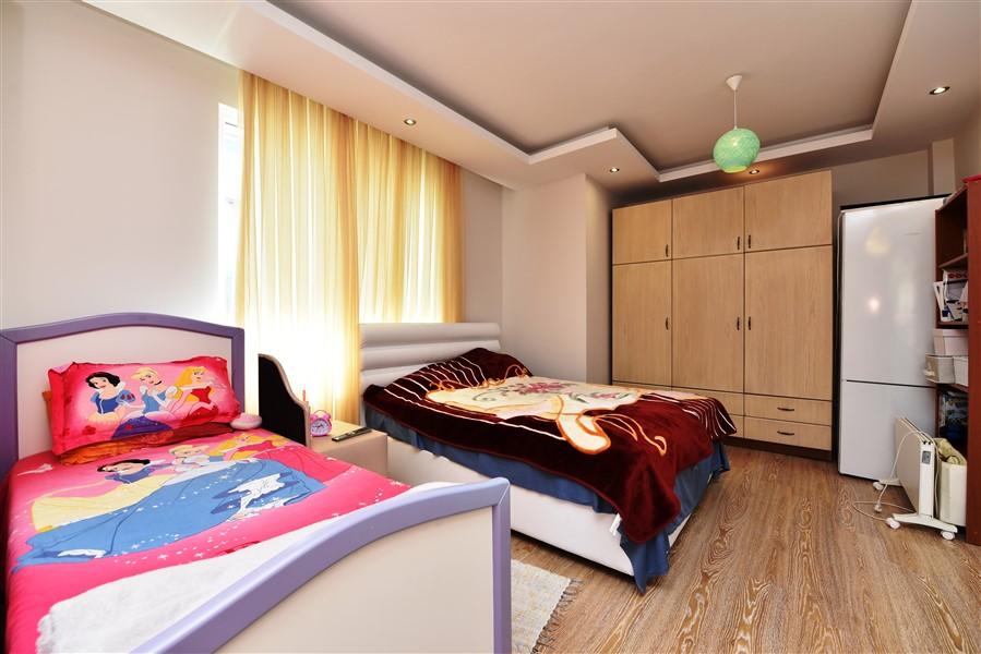 Двухуровневый пентхаус 3+1 с мебелью в районе Кестель - Фото 19