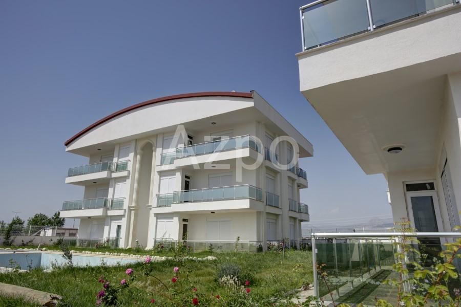 Квартиры 2+1 в комплексе с бассейном в районе Дошемеалты Анталия - Фото 4