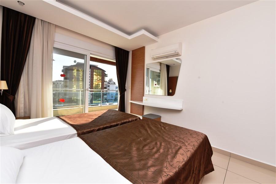Меблированная квартира планировки 1+1 в комплексе - Фото 16