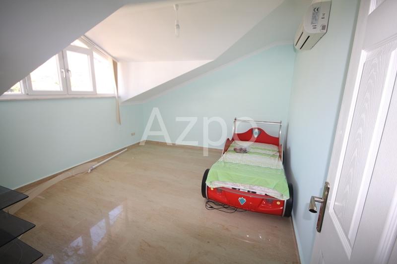 Шикарный пентхаус с 4 спальнями в Конаклы - Фото 21