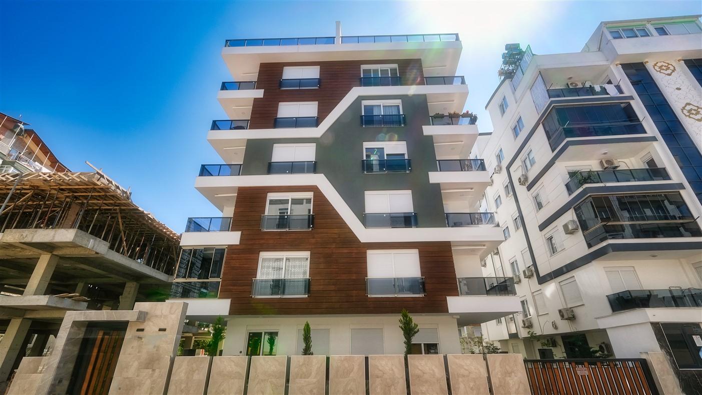 Трёхкомнатная квартира в центре Антальи - Фото 4