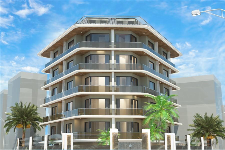 Проект жилого комплекса в центре Аланьи - Фото 3