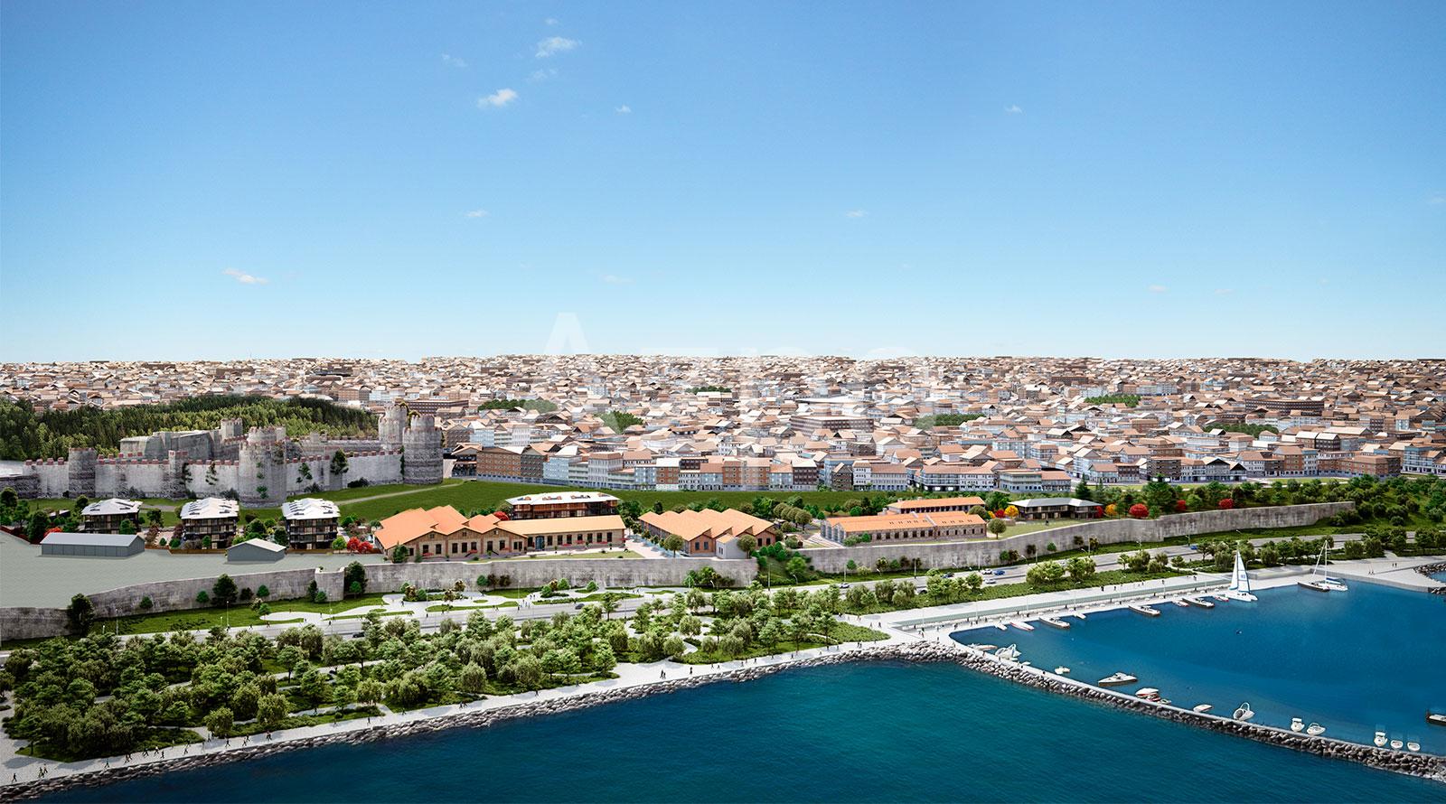 Элитная недвижимость в исторической части Стамбула - Фото 2