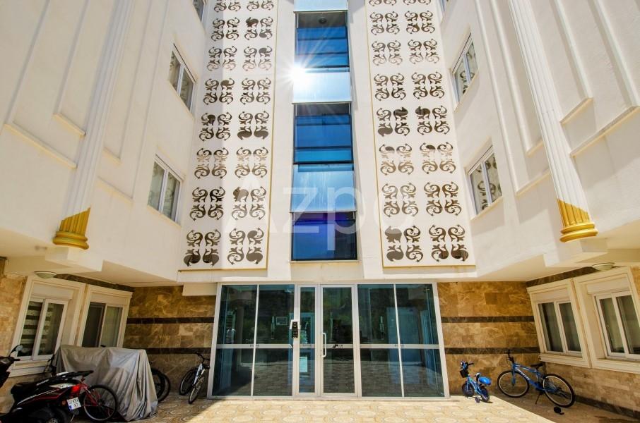 Комфортная квартира 1+1 с мебелью в районе Хурма - Фото 8