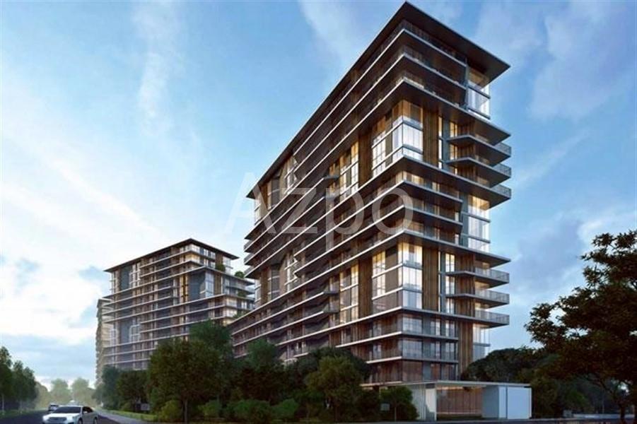 Квартира 3+1 в современном комплексе город Измир - Фото 1