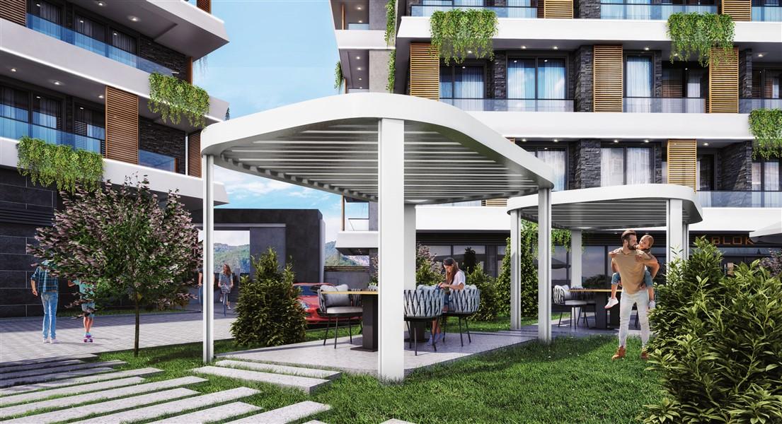 Квартиры и пентхаусы в строящемся жилом комплексе - Фото 3
