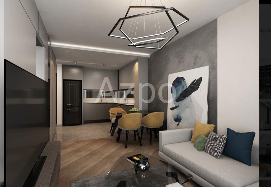 Квартиры 1+1 в инвестиционном проекте в Гюзельоба Лара - Фото 26