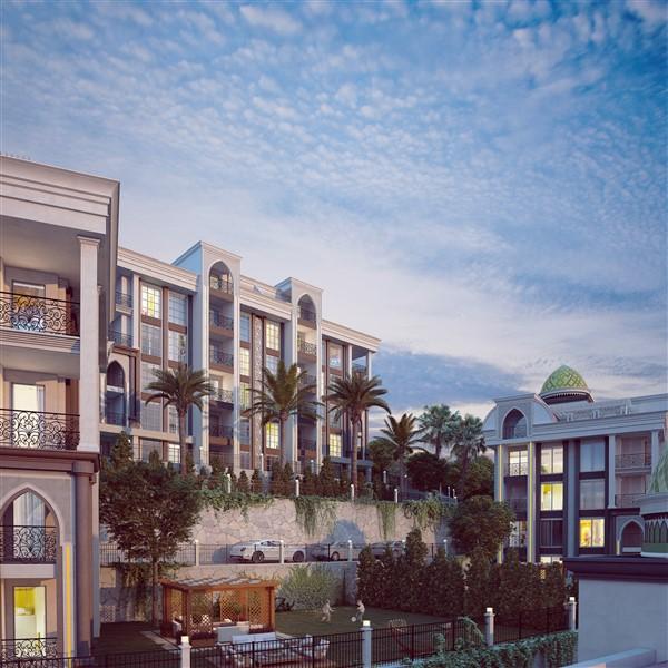 Уникальный проект жилого комплекса премиум класса - Фото 12