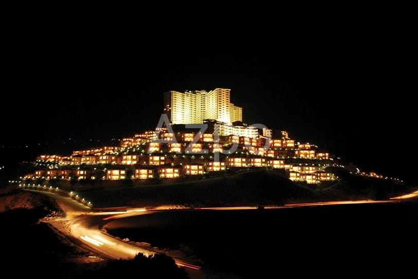 Квартира 3+1 в элитном комплексе района Каргыджак - Фото 1
