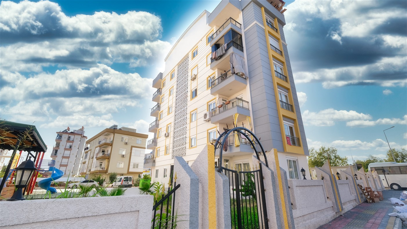 Новые квартиры в Анталье по приемлемым ценам - Фото 2