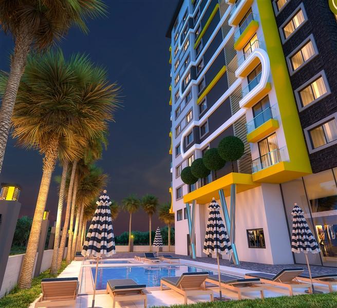 Новые квартиры по ценам застройщика в 250 метрах от пляжа Средиземного моря - Фото 9