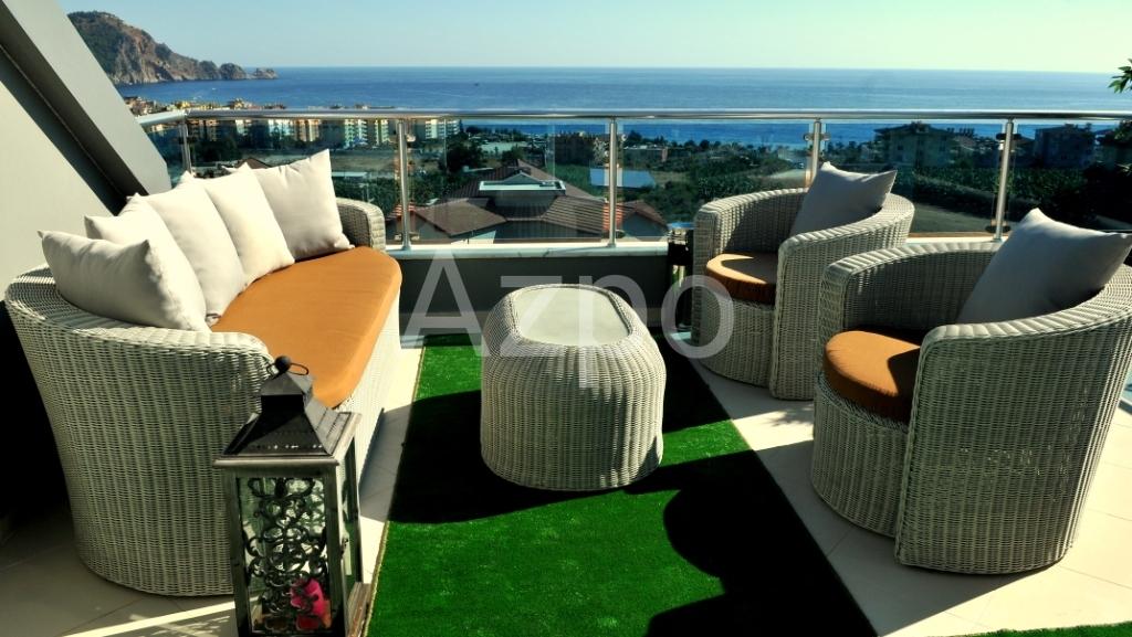 Апартаменты в элитном комплексе у пляжа Клеопатры - Фото 15