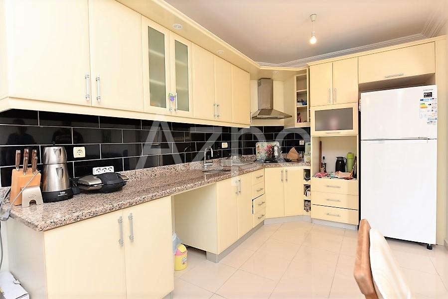 Большая меблированная квартира 2+1 в Махмутларе - Фото 14
