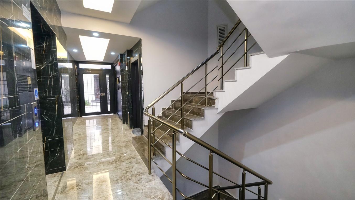 Двухкомнатная квартира с мебелью в центре Антальи - Фото 11