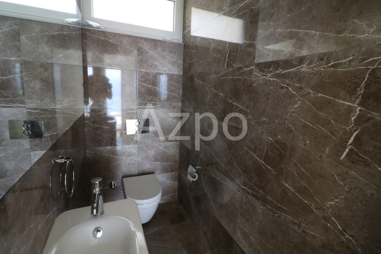 Квартира дуплекс в Бодруме с видом на море - Фото 8