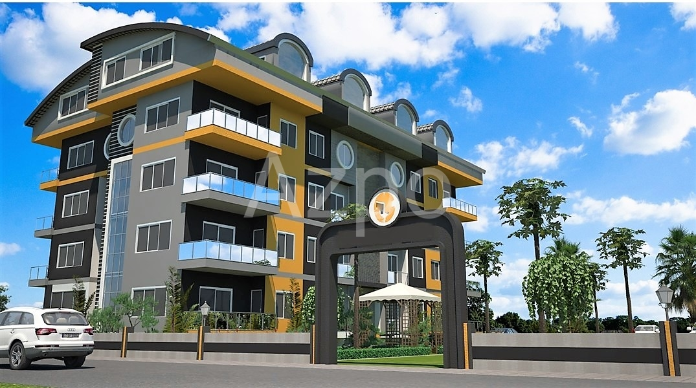 Строительство резиденции в районе Оба - Фото 5