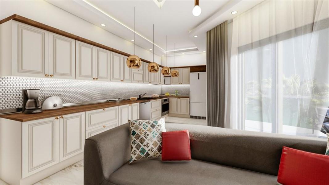 Роскошные видовые квартиры в Махмутларе - Фото 24