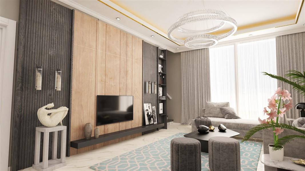 Современные квартиры в строящемся жилом комплексе - Фото 30