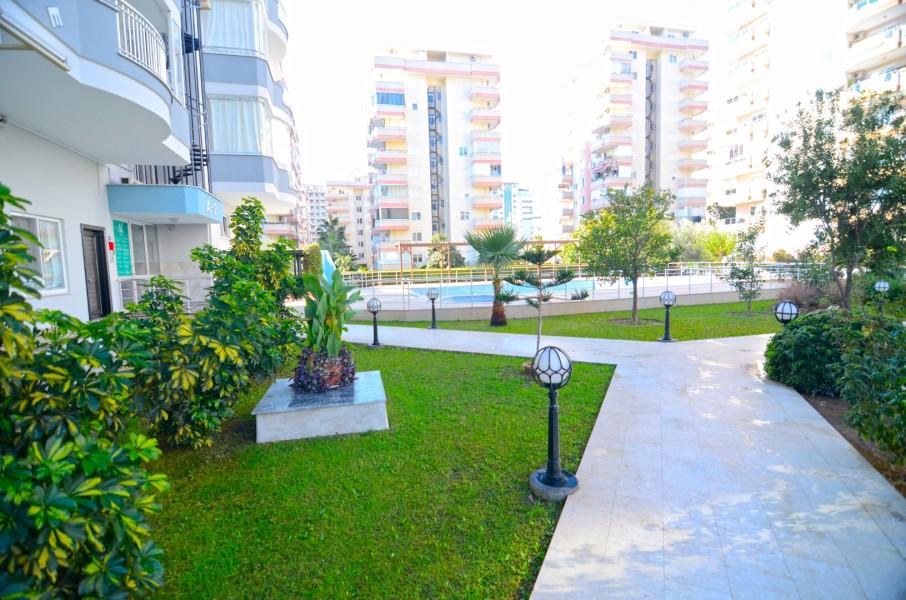 Меблированные апартаменты 2+1 в Махмутлар - Фото 24
